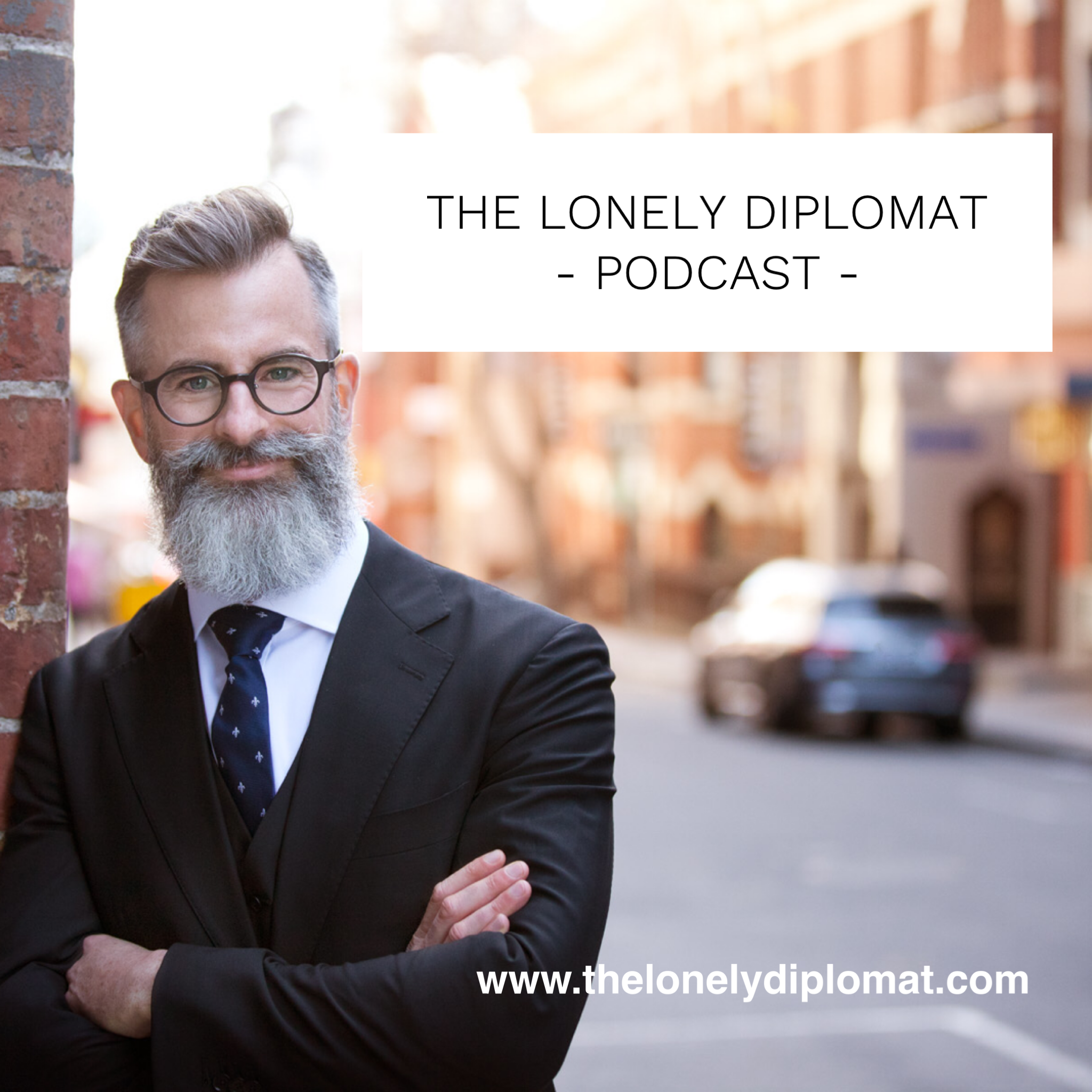 The Lonely Diplomat podcast