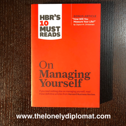 Harvard Business Review - 'Managing Yourself'