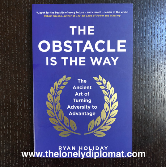 Ryan Holiday - 'The Obstacle is the Way'