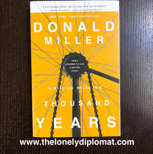 Donald Miller - 'A Million Miles In A Thousand Years'
