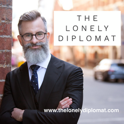 The Lonely Diplomat