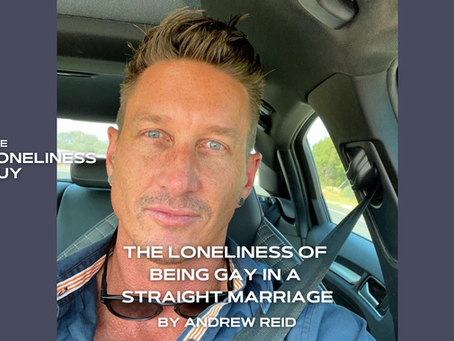 The loneliness of being gay in a straight marriage