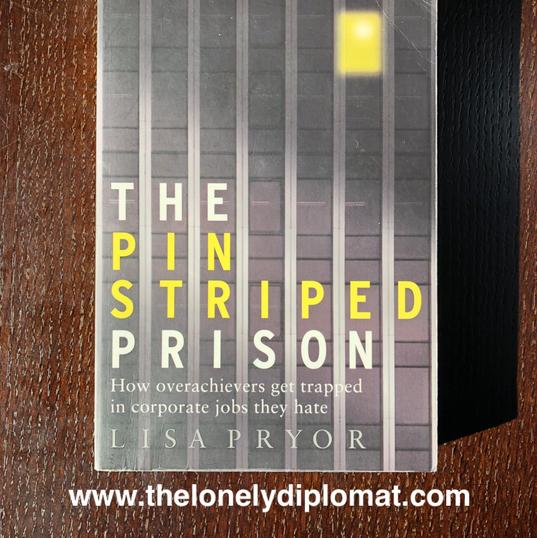 Lisa Pryor  'The Pinstriped Prison'