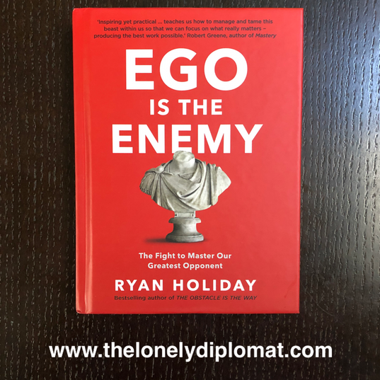 Ryan Holiday - Ego Is The Enemy
