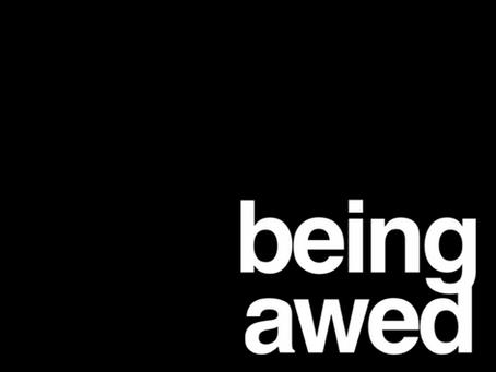 Being awed