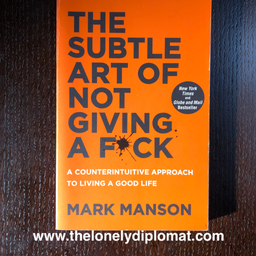 Mark Manson - 'The Subtle Art Of Not Giving A F*ck'