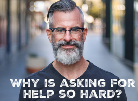 Why is asking for help so hard?