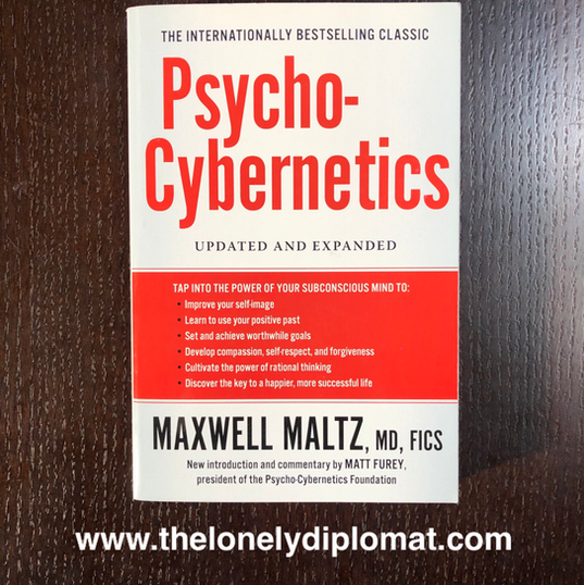 Maxwell Maltz - 'Psycho-Cybernetics'