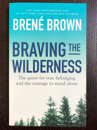 Brené Brown - 'Braving The Wilderness: The Quest For True Belonging And The Courage To Stand Alone'
