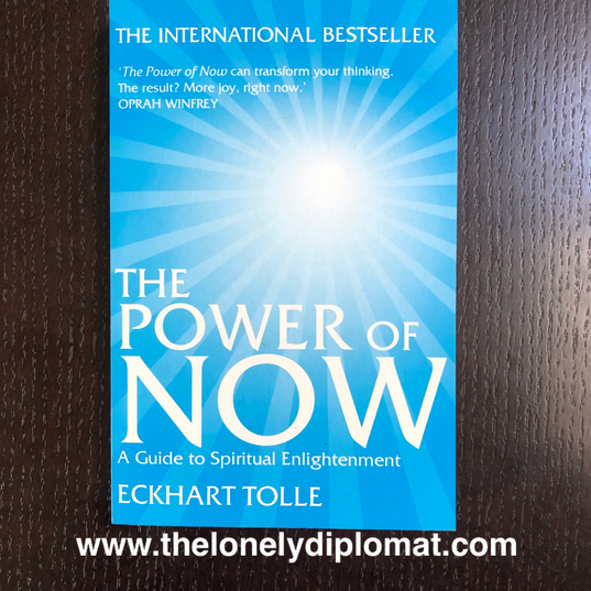 Eckhart Tolle - 'The Power of Now: A Guide to Spiritual Enlightenment'  
