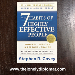 Stephen R. Covey - 'The 7 Habits of Highly Effective People'