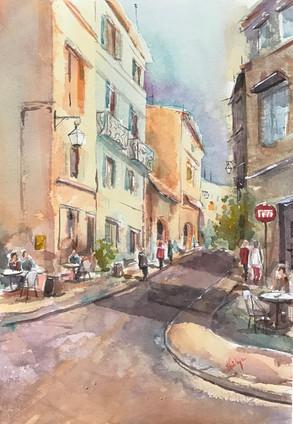 Aix Streets