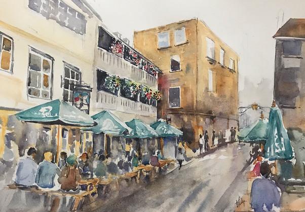 The George Inn, Southwark