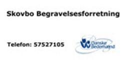Skovbo Begravelsesforretning logo
