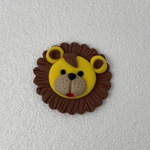 Lion Head (Flat)