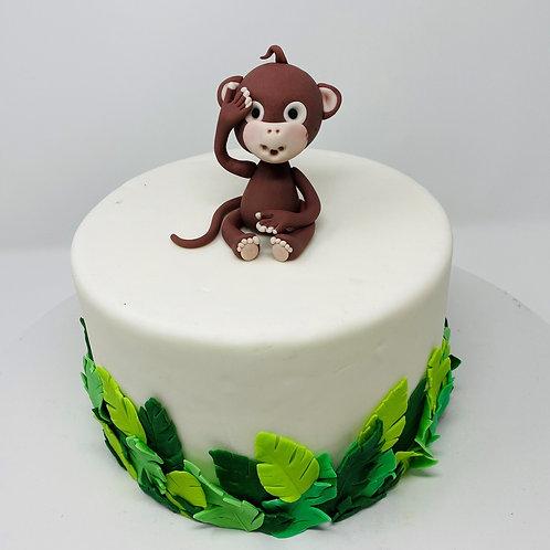 Baby Monkey Say Hi