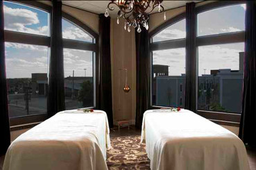 Duet Massage Room