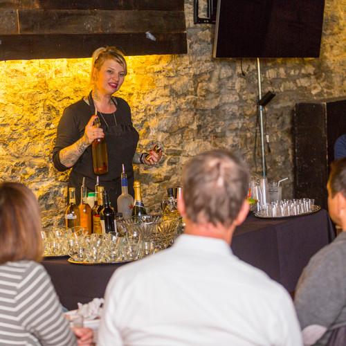 Molly Wellmann Teaches Cocktails