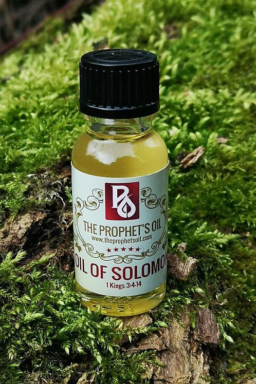 Oil of Solomon