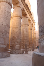 pillars of the hypostyle hall