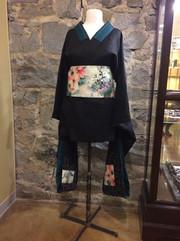 modern geiko kimono
