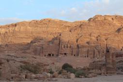 more tomb facades
