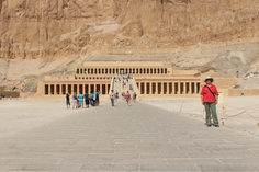 temple of queen hatchepsut