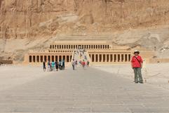 temple of queen hatchepsut