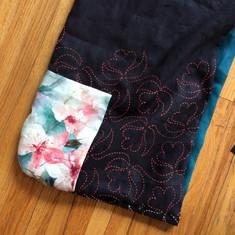 kimono sleeve detail 2