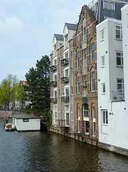 amsterdam.canal houses