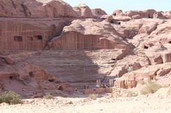 nabatean theatre