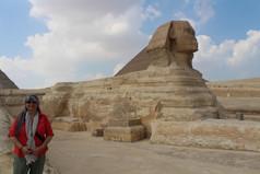 magestic sphinx