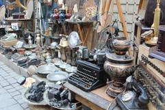treasures in the bazaar