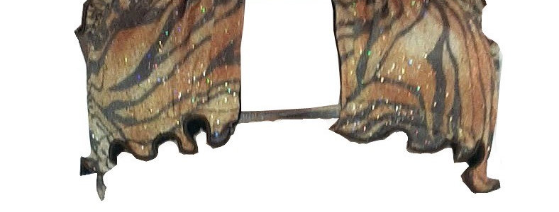 Fascia frou-frou spezzata  fascia regolabile