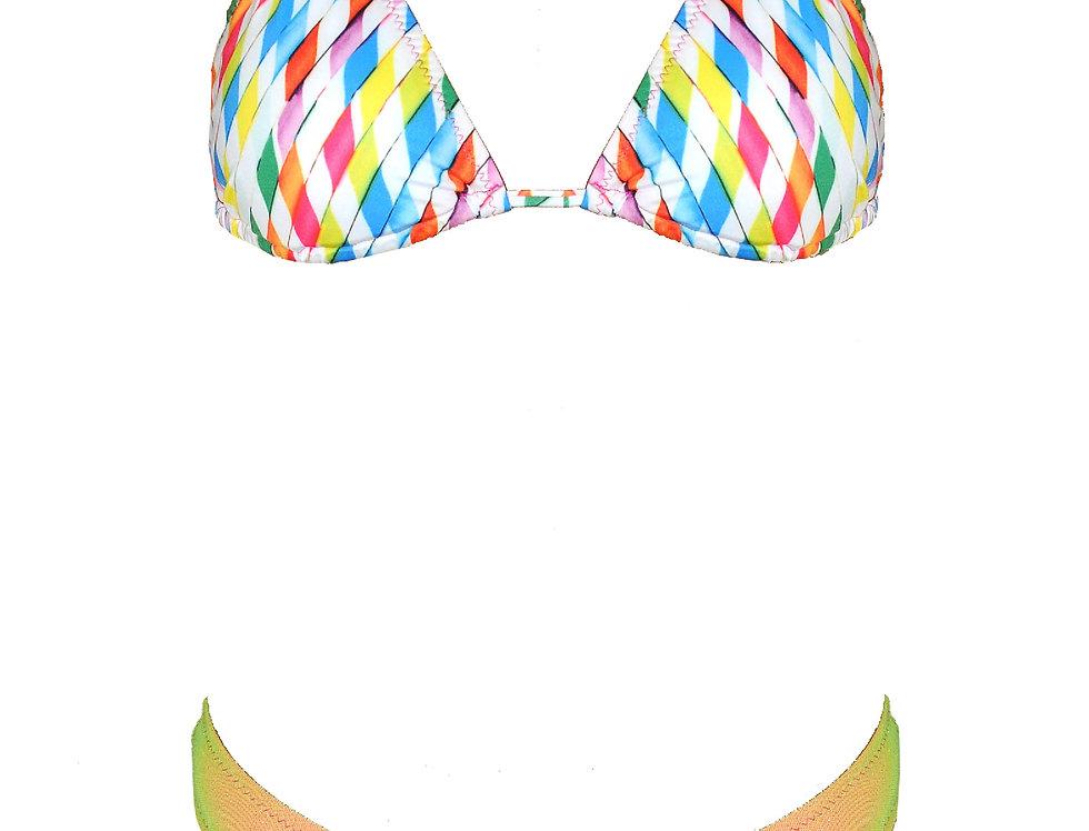 Triangolo | bikini regolabile