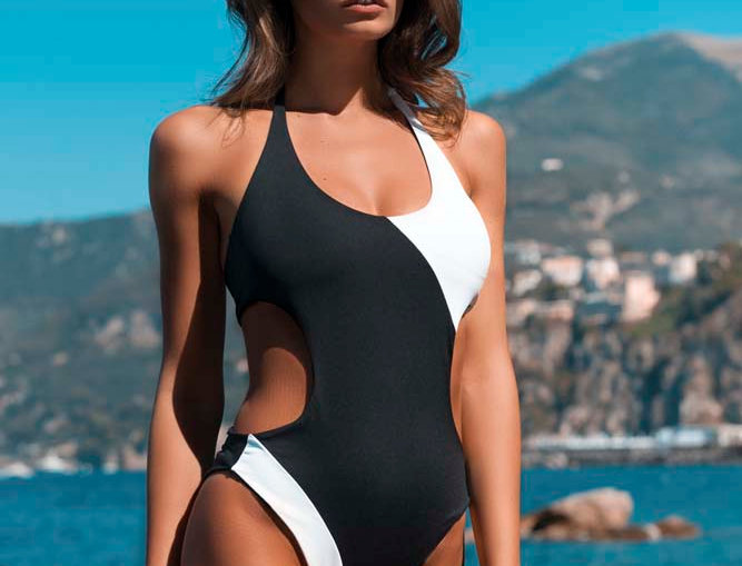 Black And White | trikini