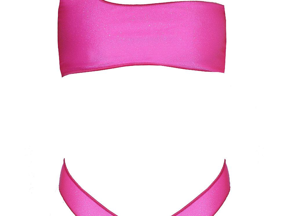 Monospalla  | bikini  regolabile