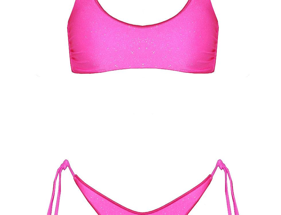 Corpetto regolabile | bikini regolabile