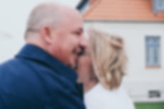 Hochzeitsfotograf Hochzeitsfoto Hochzeitsreportage am Leuchtturm Westerheversand