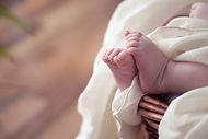 Babyfoto Neugeborenenfoto Babyfüße