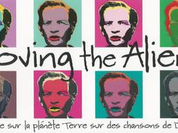 """Notre performance d'invité à Avignon """"Loving The Alien"""" célèbre la mi-temps!"""