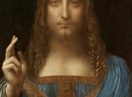 Leonardo da Vinci – Salvator Mundi