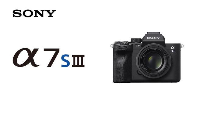 ¿Qué opinan de la nueva SONY α7s III?