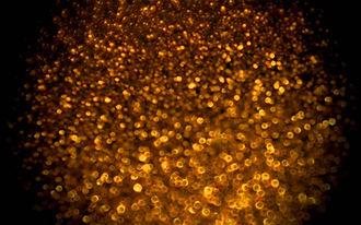 Étincelles d'or