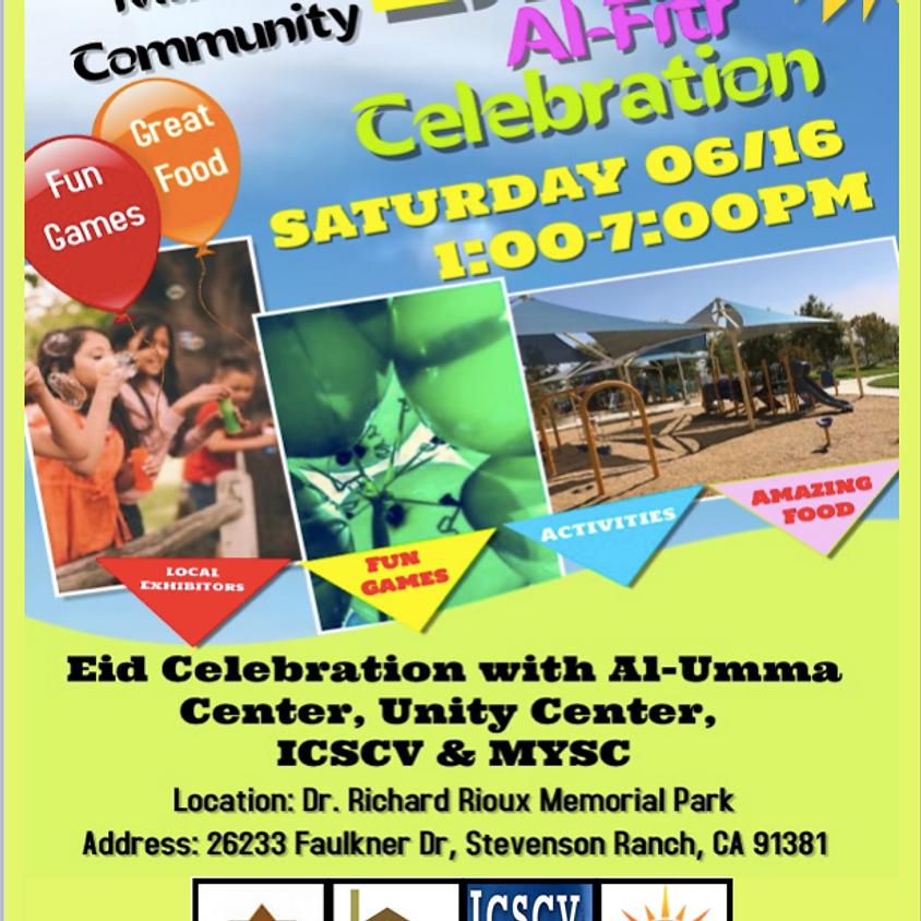 Eid Celebration - Santa Clarita Community