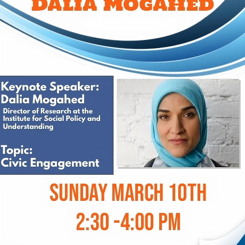 Dalia Mogahed - Civic Engagement Youth Event