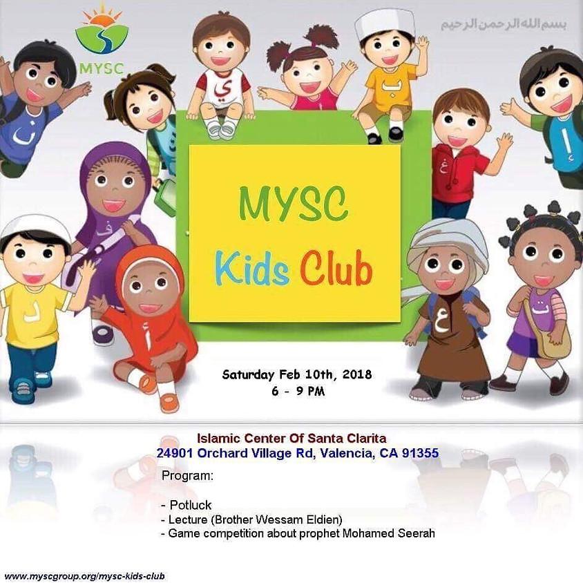 MYSC Kids' Club