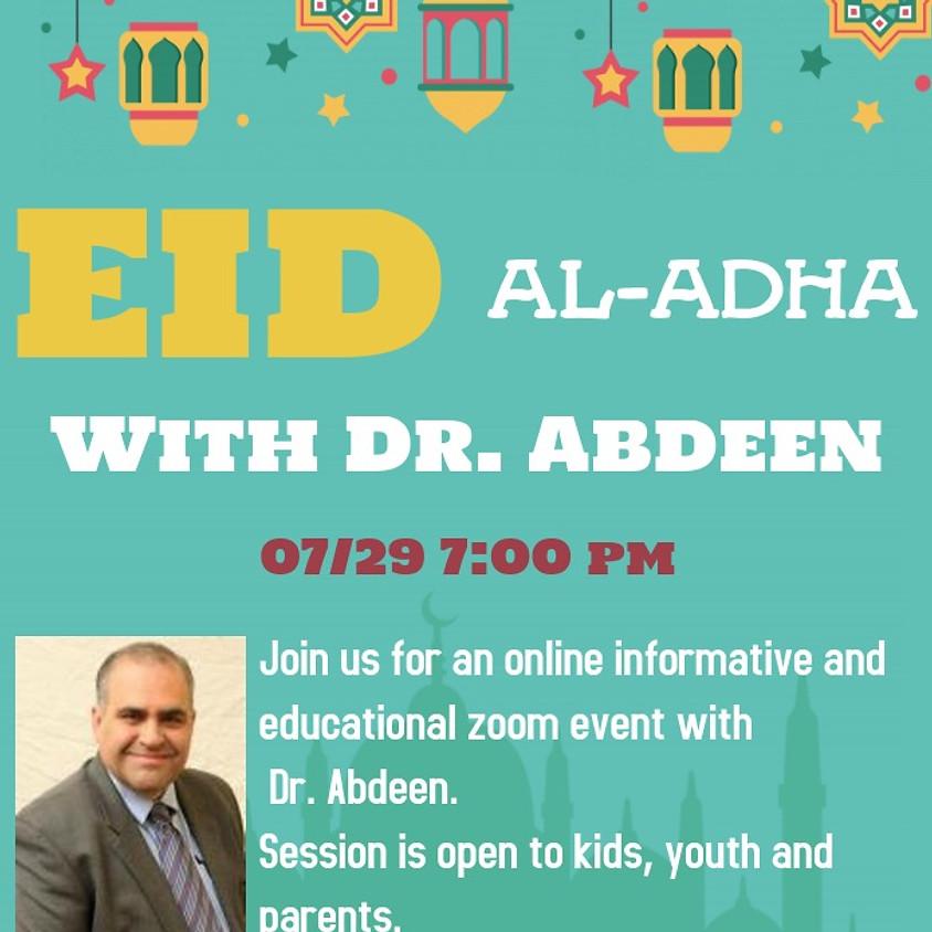 Eid Al-Adha Education Event