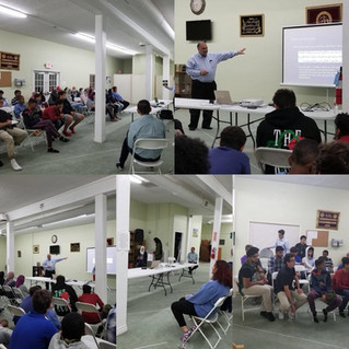 MYSC Chastity Educational Event