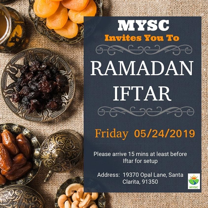 MYSC Ramadan Iftar